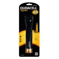 Duracell zaklantaarn: Tough - Zwart, Goud