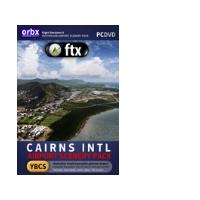 Orbx simulation systems www.fullterrain.com pc DVD-ROM FTX CAIRNS INTL - Airport Scenery Pack - .....