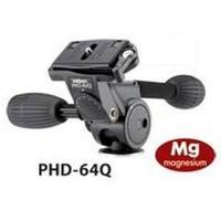 Velbon PHD-64Q Statiefkop