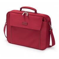 Dicota laptoptas: Multi BASE 14-15.6 - Rood