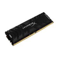 HyperX RAM-geheugen: Predator 8GB 3000MHz DDR4 Kit - Zwart