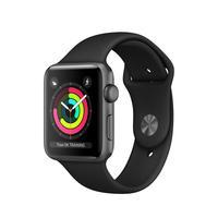 Apple smartwatch: Watch Series 3 Space Grey Aluminium 42mm