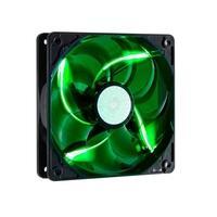 Cooler Master Hardware koeling: SickleFlow 120 - Zwart, Groen