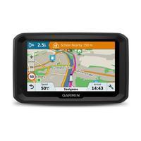 Garmin navigatie: dēzl 580 LMT-D - Zwart, Grijs