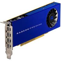 AMD videokaart: RADEON PRO WX 4100 - Blauw