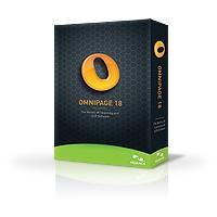 Nieuw: Nuance OmniPage 18