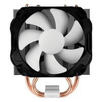 ARCTIC Hardware koeling: Freezer i11 - Compact Intel Tower CPU Cooler - Zwart, Koper, Grijs, Metallic
