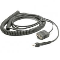 Zebra RS232 Cable Signaal kabel - Grijs