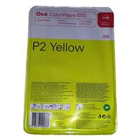 Oce cartridge: ColorWave 650 P2 - Geel