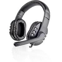 Speedlink Triton - Stereo Headset  - Zwart / Zilver