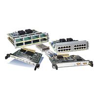 Cisco voice network module: 2 port Multi-flex Trunk Voice/Channelized Data T1/E1 Module