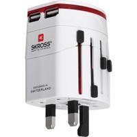 Skross World Adapter EVO, USB stekker-adapter
