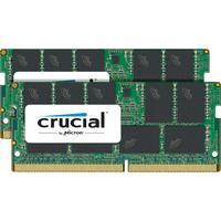 Crucial RAM-geheugen: 32GB Kit (2x16GB) DDR4-2400