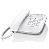 Gigaset dect telefoon: DA510 - Wit
