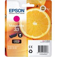 Epson inktcartridge: 33 M - Magenta