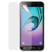 Azuri screen protector: Duo screen protector voor Samsung Galaxy J3, Ultra Clear - Transparant