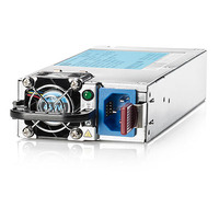 Hewlett Packard Enterprise power supply unit: HP 460W Common Slot Platinum Power Supply Kit - Grijs