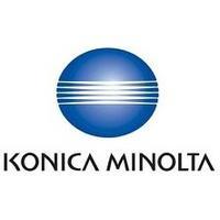Konica Minolta cartridge: cyan  1 stuk - Cyaan