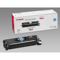 Canon toner: 701 - Cyaan
