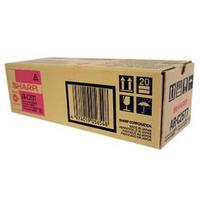 Sharp Toner Magenta, Standard Capacity, 4000 pages, 1-pack (AR-C25T7)