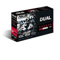 ASUS videokaart: Radeon RX 460 Dual 2GB