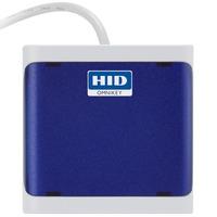 HID Identity OMNIKEY 5022 smart kaart lezer - Blauw