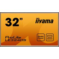 Iiyama public display: ProLite LE3240S-B1 - Zwart