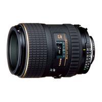 Tokina camera lens: AT-X M100 AF PRO D, Nikon - Zwart