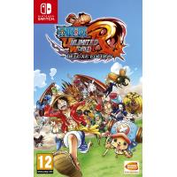 Namco Bandai Games game: One Piece: Unlimited World Red (Deluxe Edition)  Nintendo Swtich