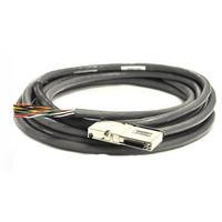 Cisco DS1 Cable Assembly, UBIC-H, 75ft Signaal kabel - Zwart