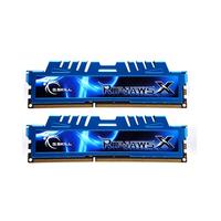 G.Skill RAM-geheugen: RipjawsX 16GB (8GBx2) DDR3-2133 MHz