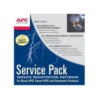 APC garantie: Service Pack 1 Year Extended Warranty