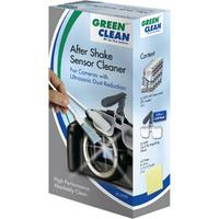 Green Clean Sensor Cleaning after shake