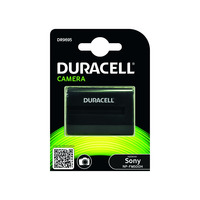 Duracell Camera Battery - replaces Sony NP-FM500H Battery - Zwart
