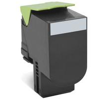Lexmark cartridge: 802HK - Zwart
