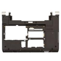 Sony notebook reserve-onderdeel: Bottom Base Case, Black - Zwart