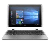 HP laptop: x2 210 2-in-1 - Intel Atom x5 - Windows 10 Pro - 64GB - Zilver