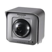 Panasonic beveiligingscamera: IP Boxcamera outdoor WV-SW174WE - Grijs