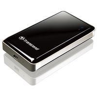Transcend : 64GB StoreJet Cloud - Zwart