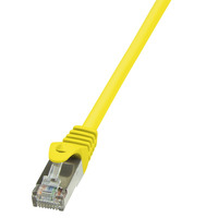 LogiLink netwerkkabel: 1m Cat.5e SF/UTP RJ45