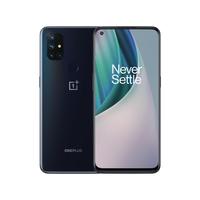 OnePlus Nord N10 5G Smartphone - Blauw 128GB