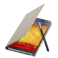 Samsung mobile phone case: Wallet Flip - Beige