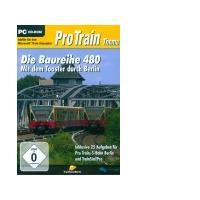 Halycon Media pc CD-ROM ProTrain Thema: Die Baureihe 480 product