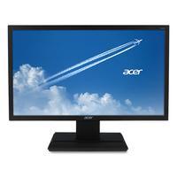 Acer monitor: V6 V246HLBID - Zwart