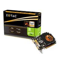 Zotac videokaart: Nvidia GeForce GT 730 700MHz, 2GB 1800MHz DDR3, 128bit, DirectX 12, OpenGL 4.4, PCI Express 2.0, .....