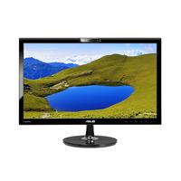 ASUS monitor: VK228H - Zwart