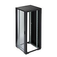 Eaton rack: RE Rack 42U 600W 1000D Perforated doors, no sides - Zwart