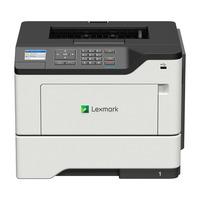 Lexmark laserprinter: B2650dw - Zwart