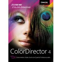 Cyberlink product: ColorDirector 4- Engels