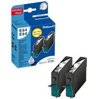 Pelikan inktcartridge: 4108647 - Zwart